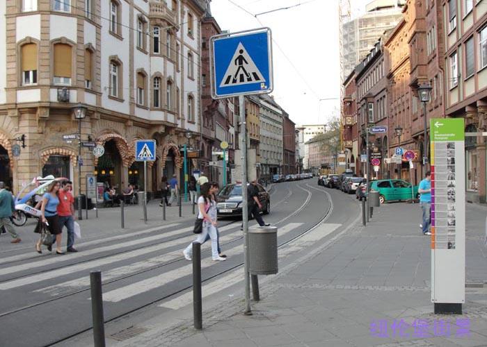 纽伦堡街景
